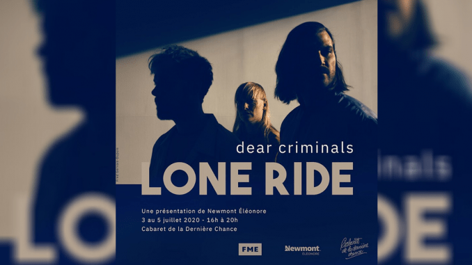 Lone ride FME